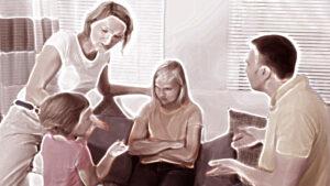 Взаимосвязь детско-родительских отношений и ненормативного поведения детей дошкольного возраста